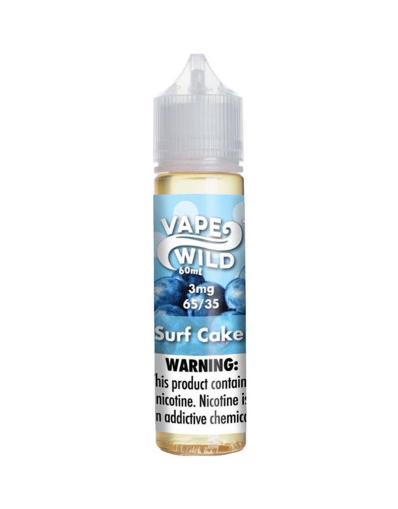 Vape Wild | 60ml | Surf Cake |