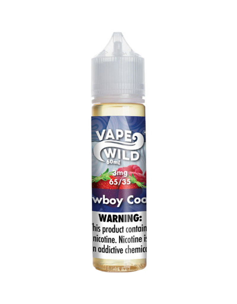 Vape Wild | 60ml | Cowboy Cooler |