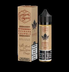 Seasons & Company | 60ml | Strawberry Rhubarb Crumble