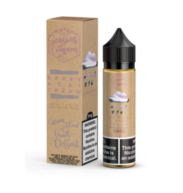 Seasons & Company | 60ml | Berry Acai Cream