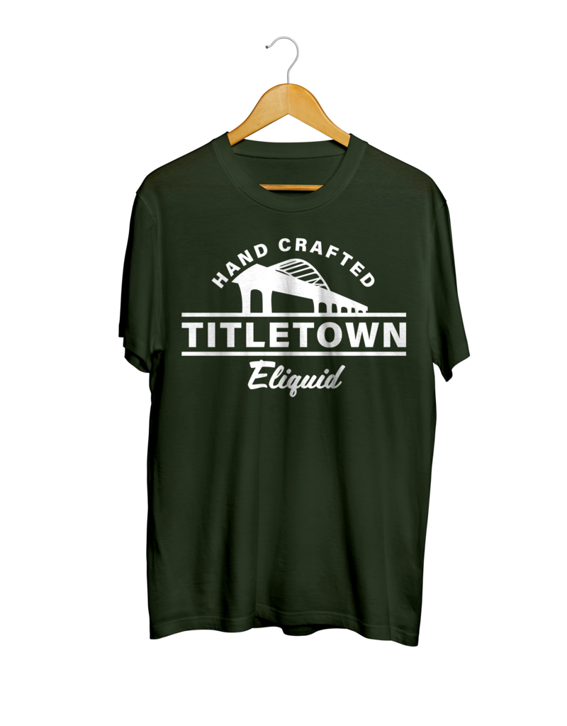TitleTown Green T-Shirt |
