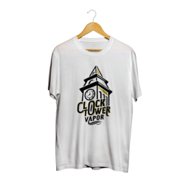 Clock Tower T-Shirt |