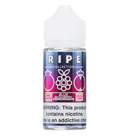 Ripe | Blue Razzleberry Pomegranate | 60ml |