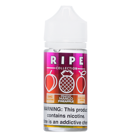Ripe | Peachy Mango Pineapple | 60ml |