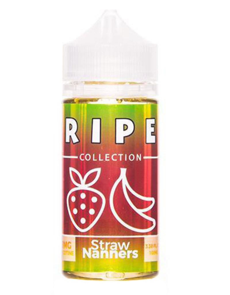 Ripe | Straw Nanners | 60ml |