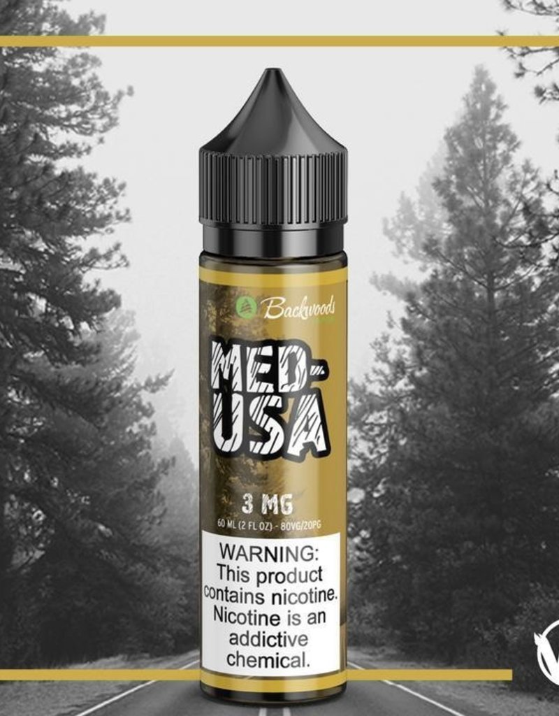 Backwoods Backwoods | 60ml | Medusa |