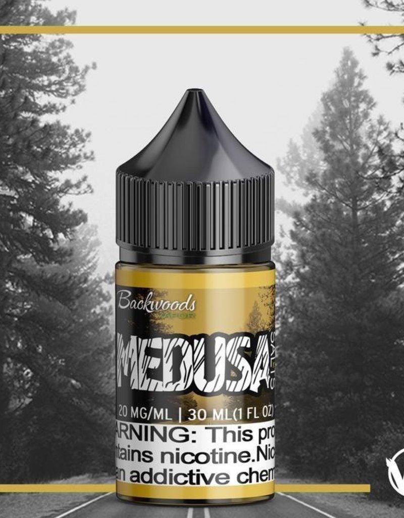 Backwoods Backwoods Salt   30ml   Medusa  