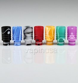 Shorty Acrylic Wide Bore Drip Tips