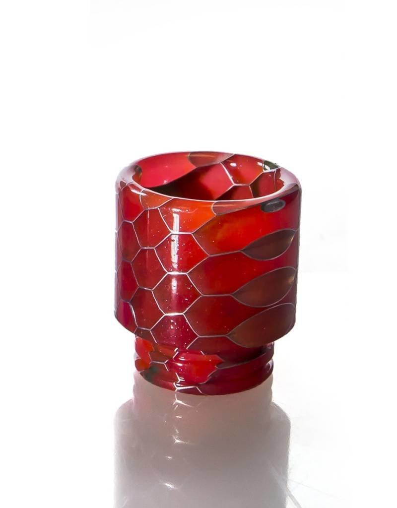 810 Resin Snakeskin Drip Tip |