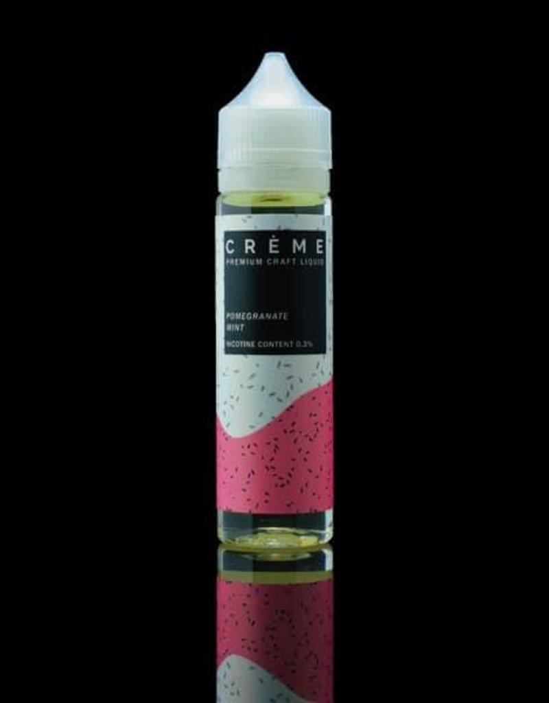 Creme | 60ml | Pomegranate Mint