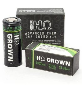 Hohm Tech Hohm Grown 26650 Battery | 4307mAh 51.6A