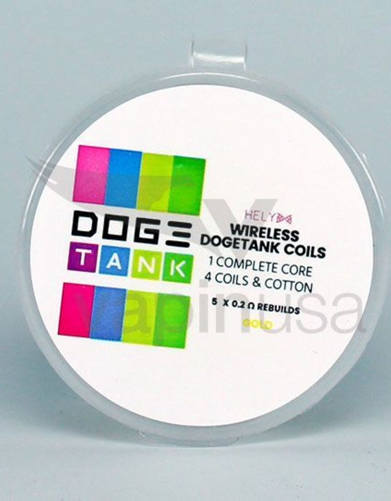 DOGETANK HELYX Coil Set | 0.2ohm