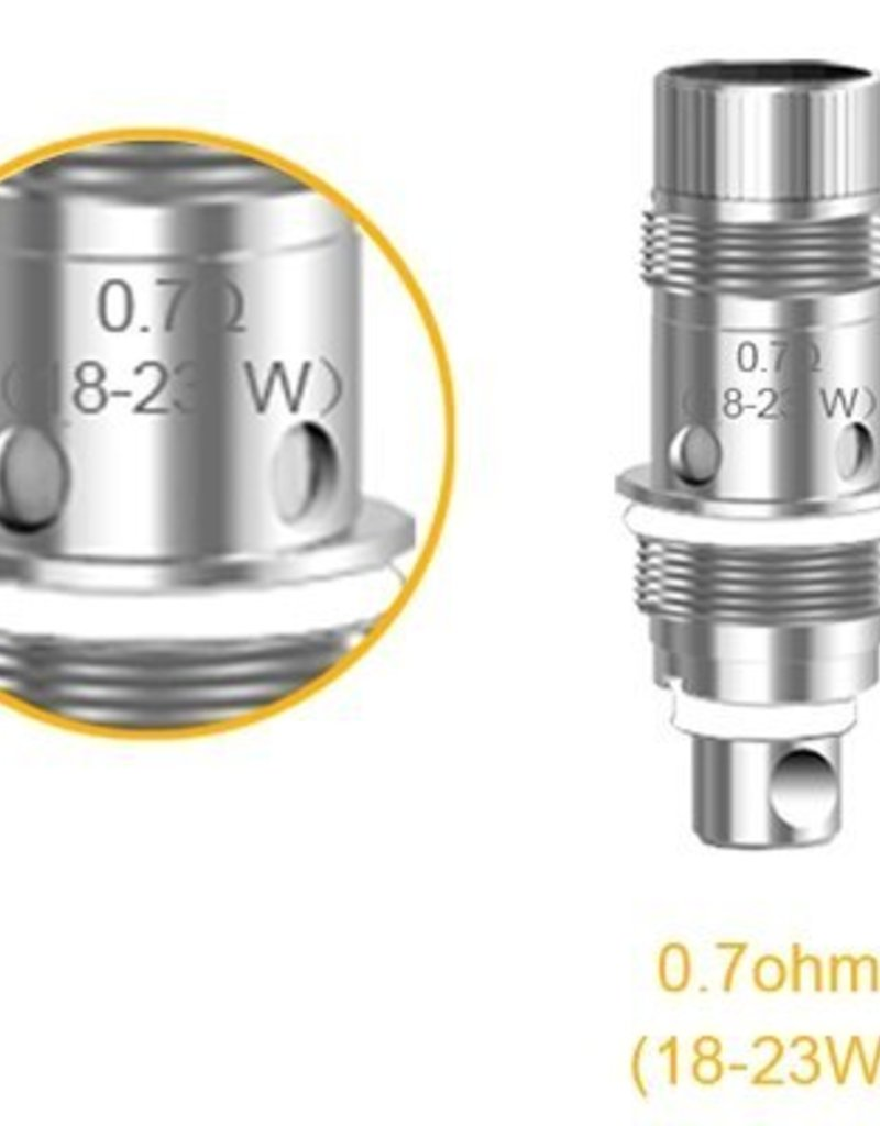 Aspire Nautilus Mini BVC Coil | 0.7ohm