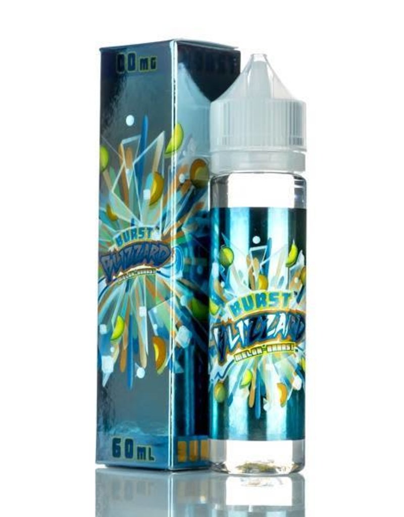 Burst Blizzard | 60ml | Melon-Brrrst