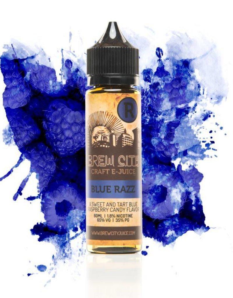 Brew City Juice | 60ml | Blue Razz