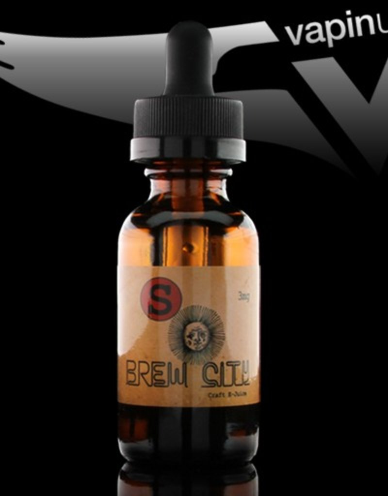 Brew City Juice | 30ml | Straffles 00mg