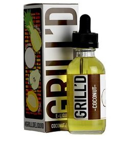 Grill'D E-Liquid | 60ml | Coconut 00mg