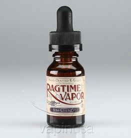 Ragtime E-Liquid | 15ml | 00mg Jim Dandy