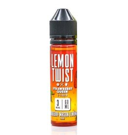 Lemon Twist | 60ml | Strawberry Mason