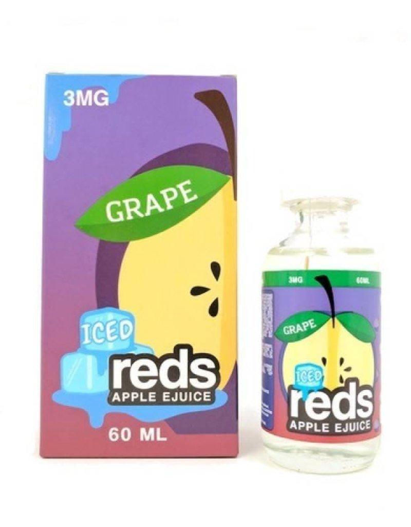 Reds Apple | 60ml | Grape Iced