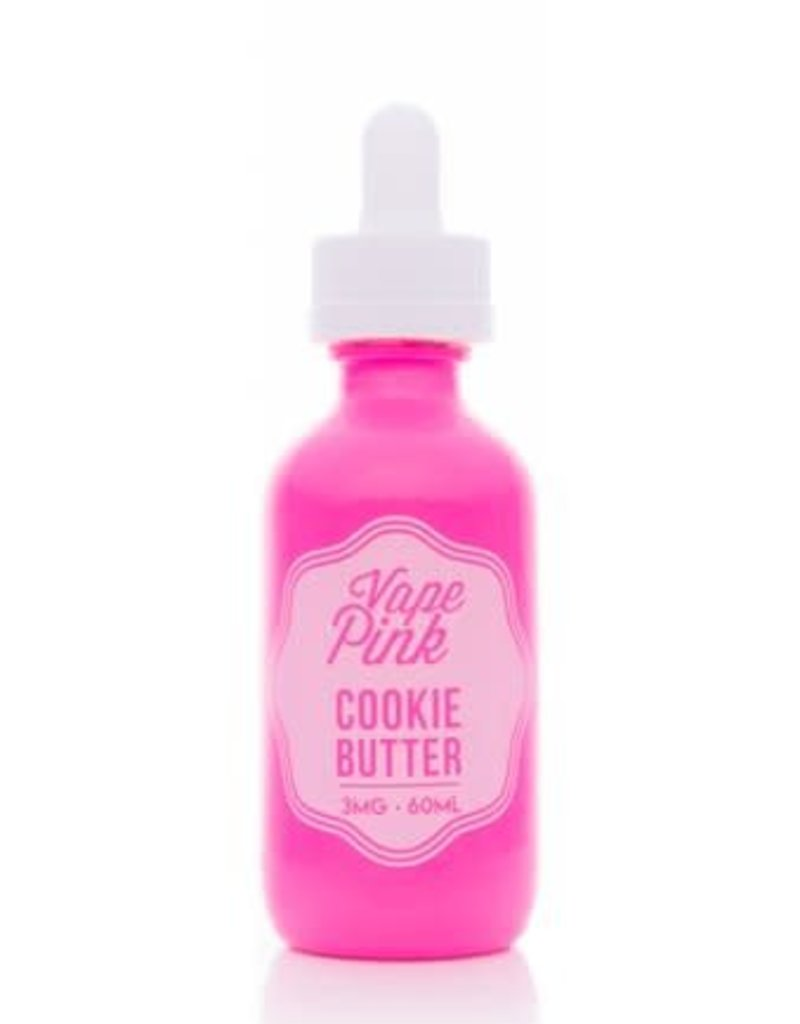 Vape Pink | 60ml | Cookie Butter