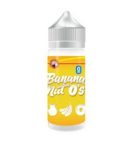 Tasty O's | 100ml | Banana Nut O's
