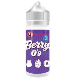 Tasty O's | 100ml | Berry O's