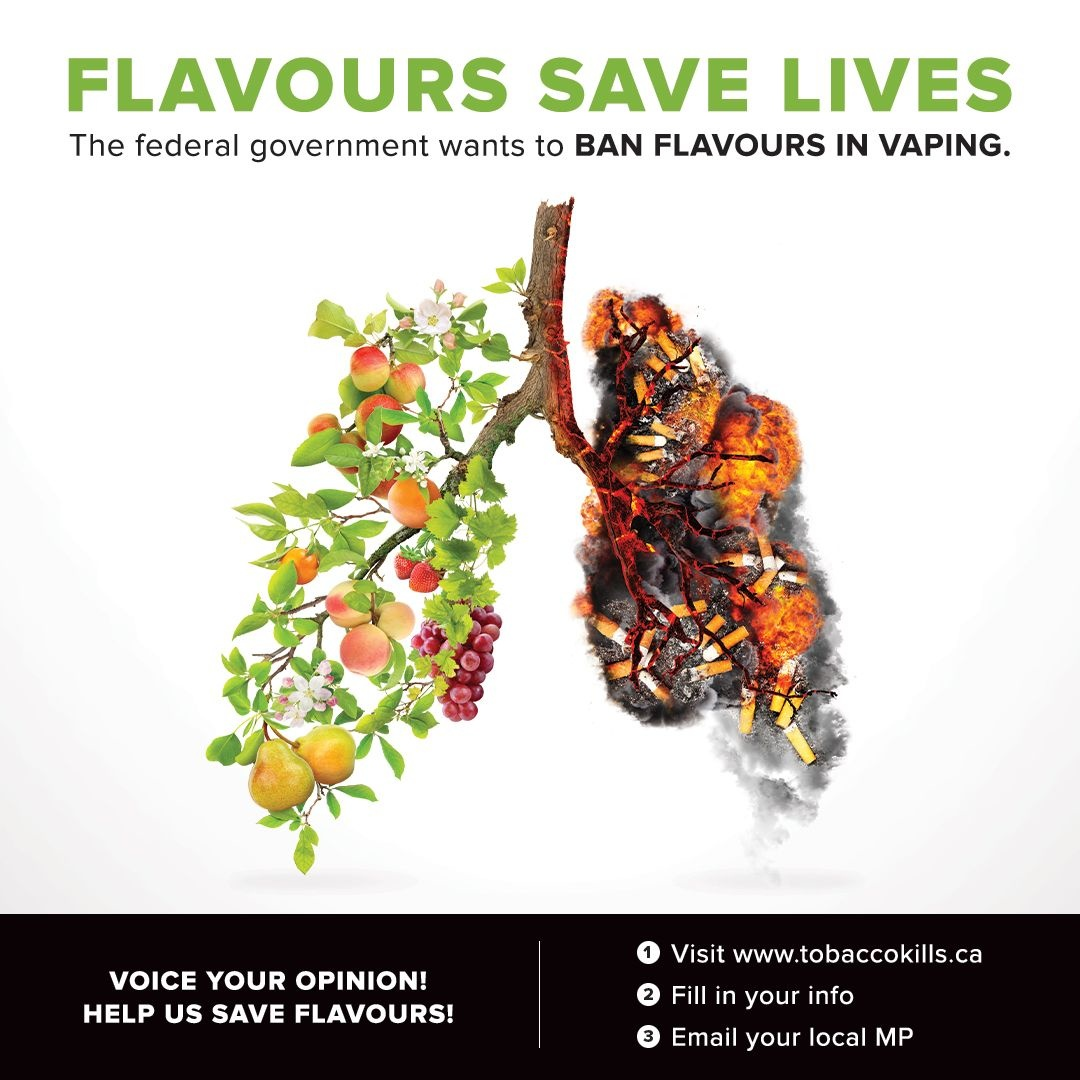 Flavour Ban (Click To Site)