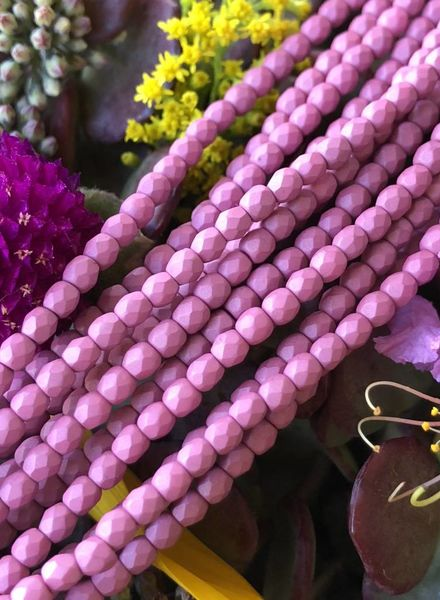 Firepolish 3mm : Saturated Lavender