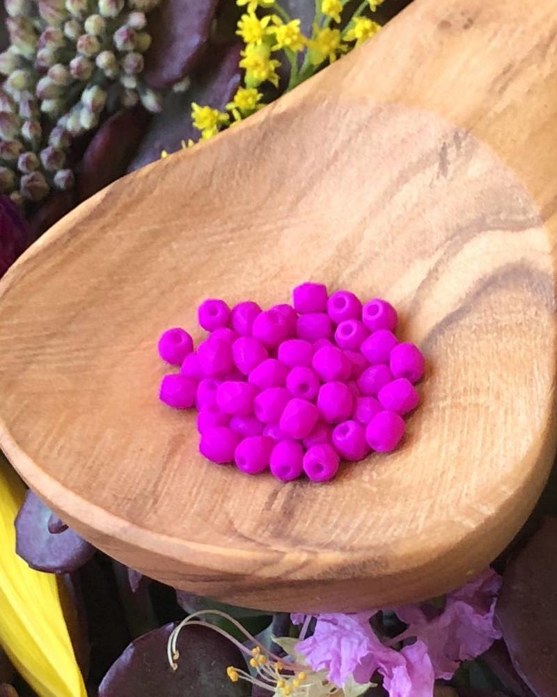 Firepolish 3mm : Neon Purple