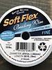 Soft Flex Soft Flex Beading Wire - Satin Silver- Fine 30ft.