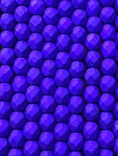 Firepolish 6mm : Neon - Electric Purple