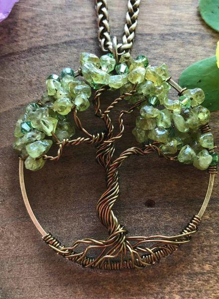 Class: Tree of Life Pendant
