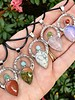 CUSTOM ORDER: Celtic Angel Wing Pendants (10pc.)