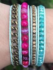 Class: Wrap Bracelet