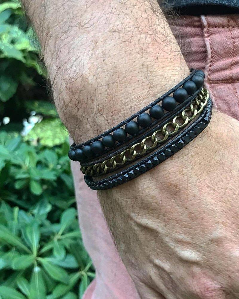 Class: Wrap Bracelet May 4th, Saturday 12:00pm-2:30pm