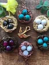Class: Birds Nest Pendant