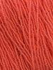 SIZE 11/0 #1505 Neon Oragne Lined
