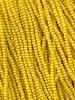 SIZE 11/0 #132 Dk. Yellow