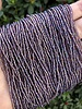 SIZE 11/0 #711 Amethyst Silver Lined Rainbow