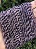 SIZE 11/0 #711 LIGHT Amethyst Silver Lined Rainbow