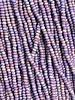 SIZE 11/0 #734 Purple Mat Rainbow