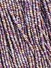 SIZE 11/0 #780 Dark Brown Mat Rainbow