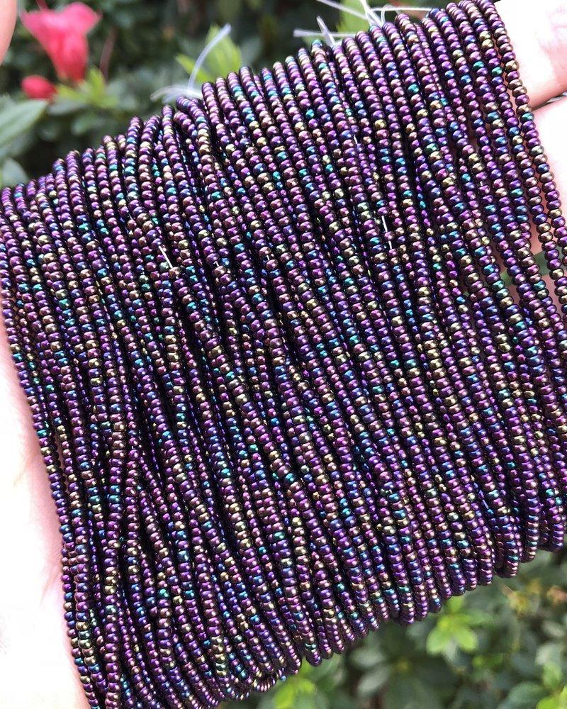 SIZE 11/0 #170  Purple Iris