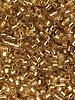 Miyuki 11/0 DELICA SILVER LINED GOLD