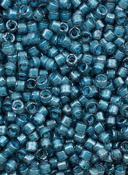 Miyuki 11/0 DELICA LUMINOUS DUSK BLUE