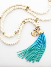 Class: Beaded Tassel Earrings Or Pendant
