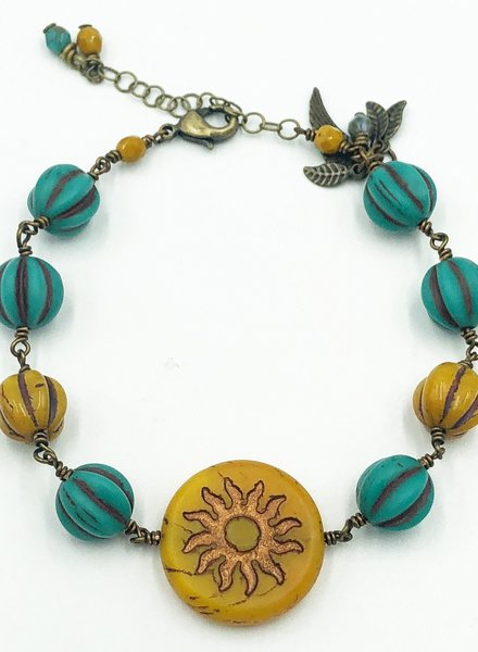 Class: Beginning Wire Wrapping September 7, Saturday 11:30am-1:30pm