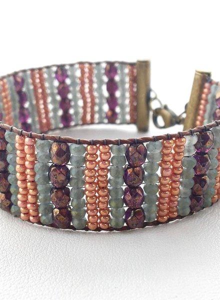 Class: Loom Woven Bracelet, September 19, Thursday 6:00pm-8:30pm