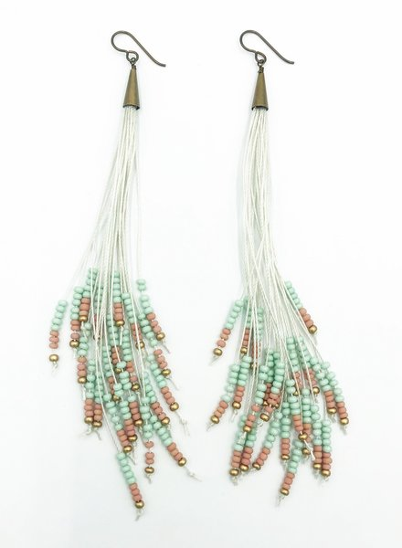 Class: S-Lon Tassel Earrings July, 31 Wednesday 6:00pm-8:30pm